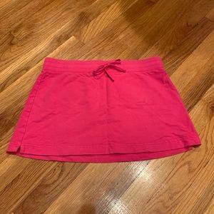 {Express} Hot Pink Mini Skirt